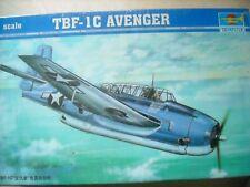 TRUMPETER-1/32-#2233- TBF-1C AVENGER