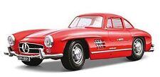 Mercedes-Benz Bburago Gold Diecast Cars, Trucks & Vans