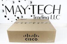 NEW Cisco WS-C3650-24PS-S 3650 24 Port POE+ IP Base Switch 640W AC Power