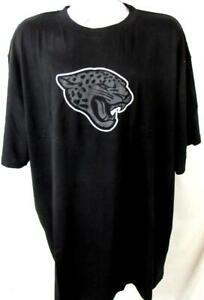 "Jacksonville Jaguars Big Men 3XL 3XT or 5XT ""SHADOW LOGO"" T-shirt AJJS 175"