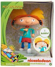Nick Nickelodeon 90's Just Play Hey Arnold Toy Figures Bobblehead