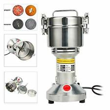 Herb Grain Grinder 700g Electric Mill Cereal Machine-High Speed/Durable Life