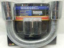Spectre Performance 58191 Stainless Steel Flex Radiator Hose Kit