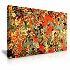 Jackson Pollock Canvas Art Prints