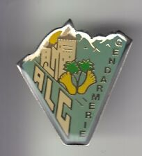 RARE PINS PIN'S .. GENDARMERIE NATIONALE ALG PIEDS NOIRS ALGERIE ANNECY 74 ~DS