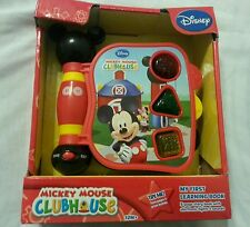 Baby Educational Toy Learning Book Disney Minnie Mouse Discovery
