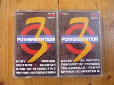 Powerstation Vol. 3 Rednex Scooter Moby star Wash Sparks Pharao Scatman Aswad MC
