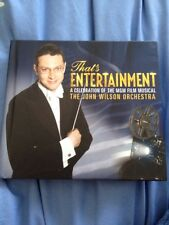 That's Entertainment A Celebration Of The MGM Film Musical - Dvd & Cd (signed)