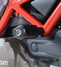 Ducati Multistrada 1200s 2015 R&G Racing Aero Crash Protectors CP0390BL Black