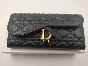 Dior headlayer calfskin black lady backpack with lychee texture 19*10*3cm Medium
