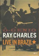 Ray Charles – Ô-Genio: Live In Brazil, 1963   DVD-9