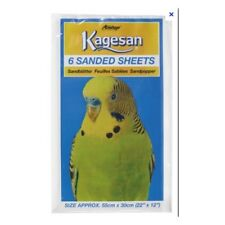 Armitage Kagesan Bird Cage Sand Sheets 55x30cm 1 x 6 pack