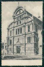 Venezia Città Chiesa San Zaccaria cartolina RT7185