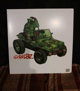 GORILLAZ  (180 Gram Vinyl 2LP)  NEVER BEEN PLAYED