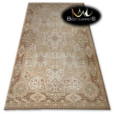 "TRADITIONAL AGNELLA WOOL RUGS ""AGNUS"" ivory white modern designs best quality"