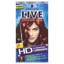 Schwarzkopf Red Unisex Hair Colourants