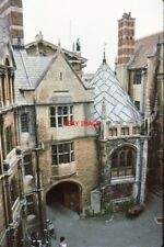 PHOTO  1979 HERTFORD COLLEGE OXFORD - THE OCTAGON THE OCTAGON FORMS PART OF HERT