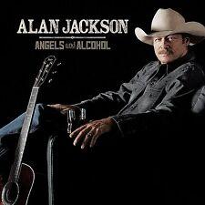 ALAN JACKSON - ANGELS AND ALCOHOL - NEW CD ALBUM