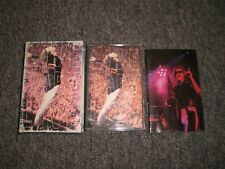 INXS~Live Baby Live~RARE Box Cover Version~With Insert~Cassette Tape~FAST SHIP