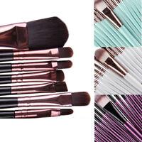 Pro Makeup 15pcs Brushes Set Powder Foundation Eyeshadow Eyeliner Lip Brush Tool