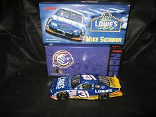 Action NASCAR 1:24 Car Mike Skinner #31 Lowe's 2000 Chevrolet Monte Carlo 1/7500
