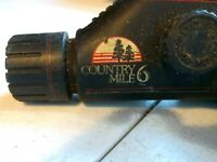 JOHNSON COUNTRY MILE 6 SPINNING REEL USED