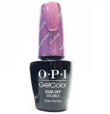 OPI Nail Gel Color Gel Polish Gelcolor ICELAND Variations .5oz.15mL
