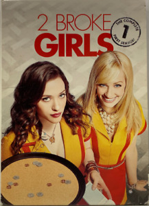 DVD - 2 Broke Girls - The Complete First Season 1 - REGION 1 - FREE POST #P1