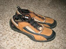 Timberland Leather & Man Made Materials Hiking Walking Shoes Mns US Sz 9
