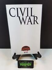 Civil War #1 Blank Variant NM NOW! Marvel Comics Get Yours for Your Next Con!