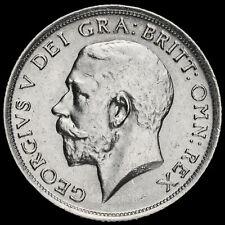 More details for 1915 george v silver shilling, g/ef