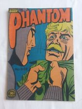 Australian Frew Phantom Comic No. 602 VG to Fine Published 1977 Bagged & Boarded