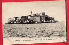 MARSEILLE FRANCE CHATEAUL L'ASCENSEUR DE N.D.  DE LA GARDE   POSTCARD