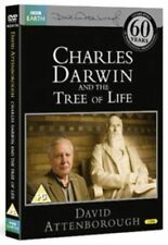 David Attenborough Charles Darwin and The Tree of Life 5051561037047 DVD