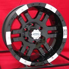 16 inch Black Wheels/Rims GMC Chevy 1500 6x5.5 Lug Truck Yukon Tahoe Suburban