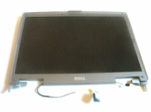 "Dell Latitude D810 15.4"" LCD Screen - Complete Assembly"