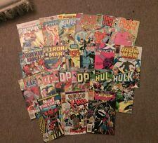 Marvel Comic's HUGE COMIC BOOK LOT!Hulk Iron Man GoTG Alpha Flight(80s,90s)