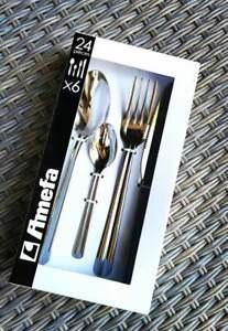 NEU Amefa COLIBRI 24 teiliges Besteckset Besteck-Set