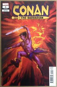 Conan the Barbarian #1 2019 Kirbi Fagan Variant Cover NM