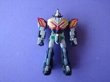 "6 3/4"" 2005 Mystic Force Titan Megazord Power Rangers Bandi Figure"