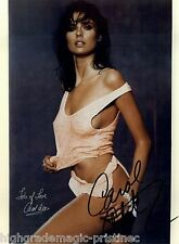 CAROL ALT (ACTRES) PLAYBOY SIGNED 8X10 HOT! JSA AUTHENTICATED  COA #N38651