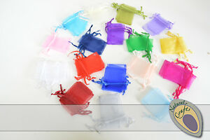 5x7cm Organza Gift Bags