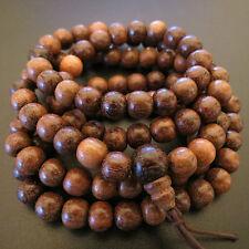8mm*108 Vietnamese Eaglewood Alosewood Mala Prayer Beads