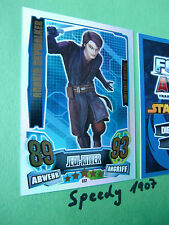 Force Attax Star Wars Serie 4 Anakin Skywalker  LE2 limitierte Auflage limited