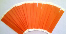 "Red Liner 1/2"" x 3"" straight strips (108 total) lace hairpiece wig toupee tape"