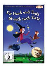 DVD * FÜR HUND UND KATZ IST AUCH NOCH PLATZ # NEU OVP $