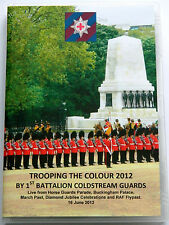 DIAMOND JUBILEE-THE QUEEN'S BIRTHDAY PARADE 2012-1ST BN COLDSTREAM GUARDS DVD
