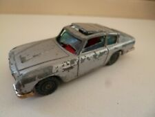 James Bond Aston Martin - 007 - Silver - Husky - GT Britain