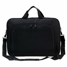 Portable Business Handbag Shoulder Laptop Notebook Bag Case Suitable for 15 in#N