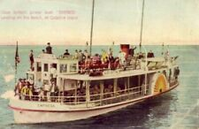 """""""Empress"""" When visiting Catalina Island, Ca take a trip on Meteor Boat Co. boats"""